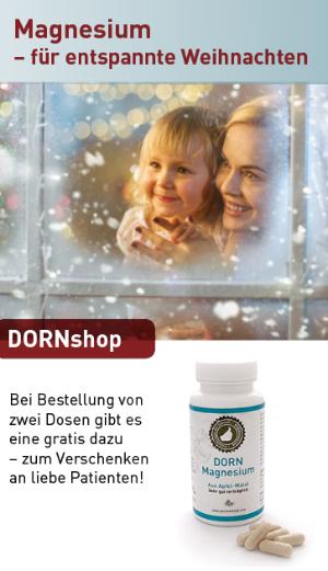 DORNmethode - 3 für 2 – Weihnachts-Geschenk-Aktion