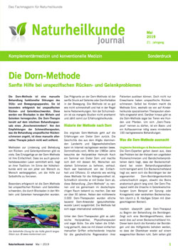 DORNmethode - Naturheilkunde Journal
