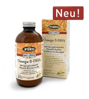DORNmethode Omega-3-DHA für Muskeln & Gehirn