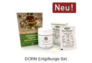 DORNmethode - Entgiftungs-Set
