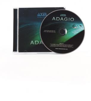 Audio CD - Adagio