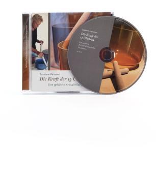 Audio CD - Die Kraft der 13 Chakren