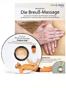 Broschüre: Die BREUSSmassage von Michael Rau