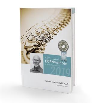 Broschüre:  Die DORNmethode & BREUSSmassage 2019