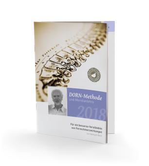 Broschüre: Die DORNmethode und Meridianlehre