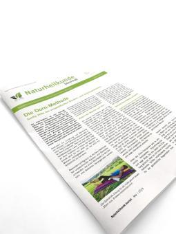 Naturheilkunde Journal - DORNmethode VE. 10 Stück