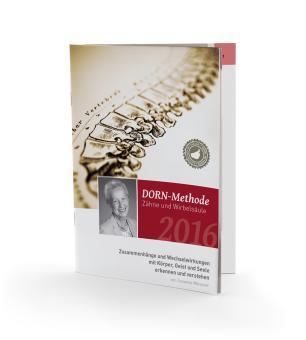 Broschüre: DORNmethode - Zähne und Wirbelsäule