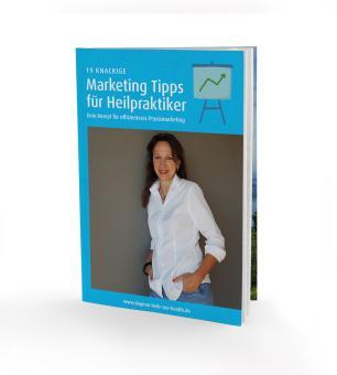 Buch: Marketing Tipps für Heilpraktiker