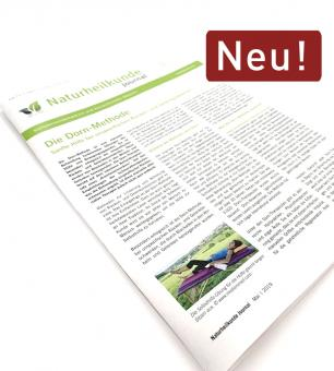 Naturheilkunde Journal - DORNmethode VE. 10 Stück